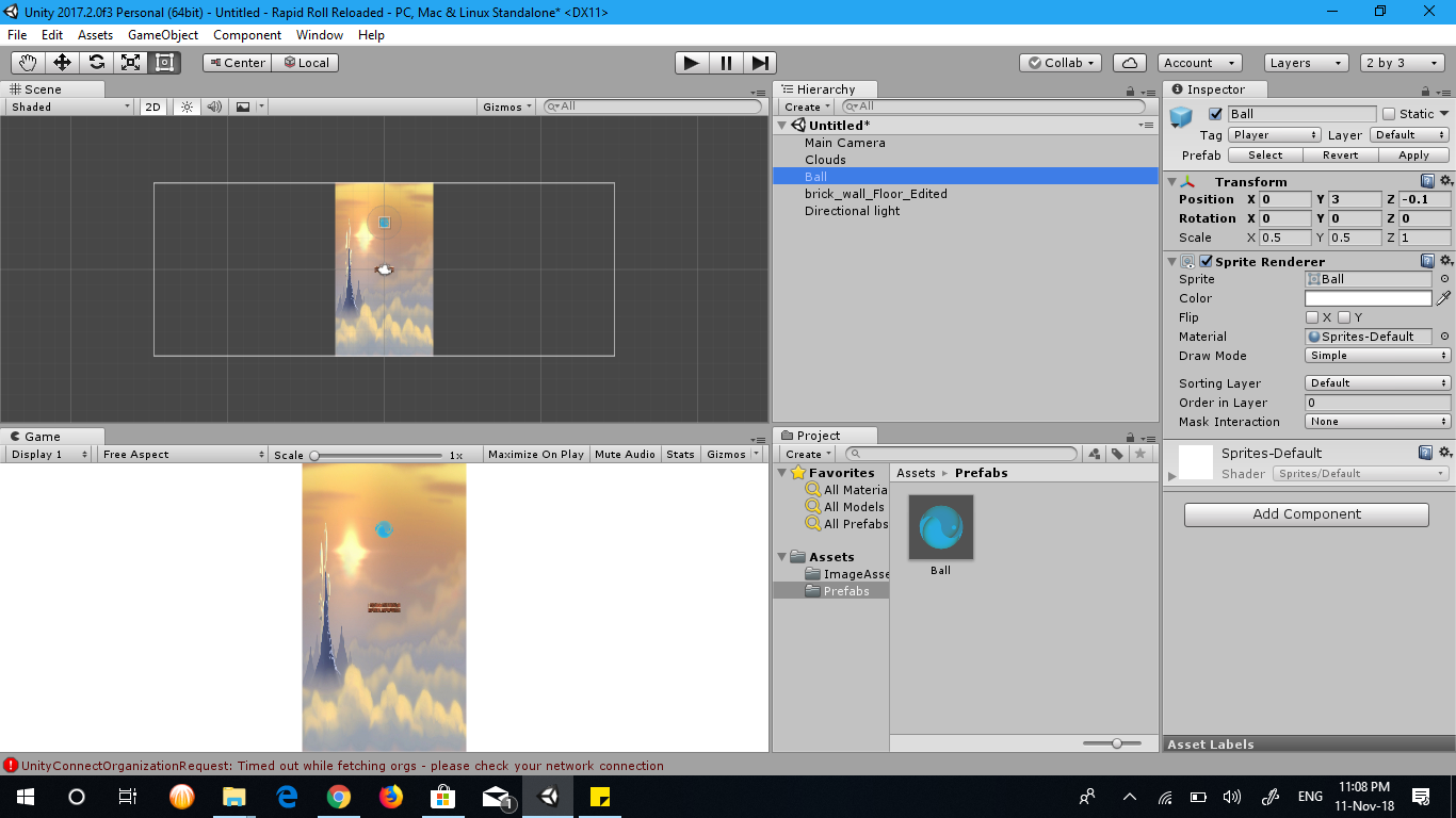 unity 3d game engine mobile game development