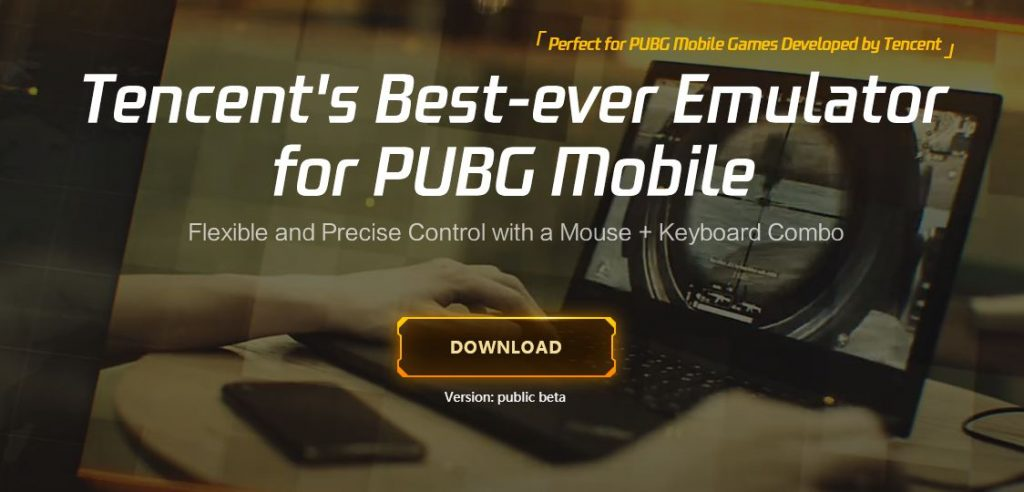 Play PUBG Mobile on pc