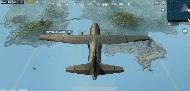 Flight Jump In PUBG Mobile