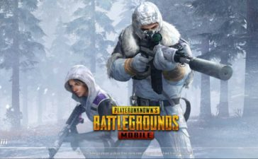 PUBG Lite Mobile Snow Map Update Vikendi