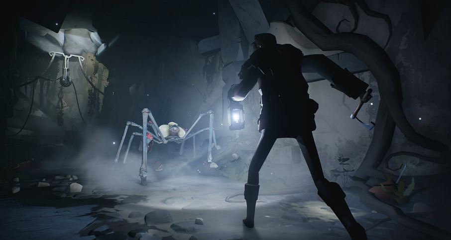 Ashen Game from Epic Games A44 Studio
