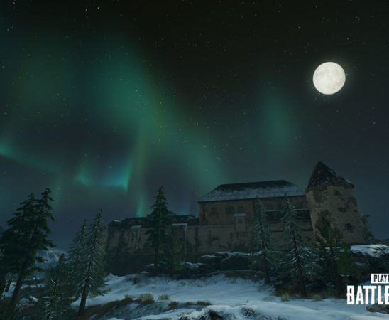 Vikendi Moon Light PUBG