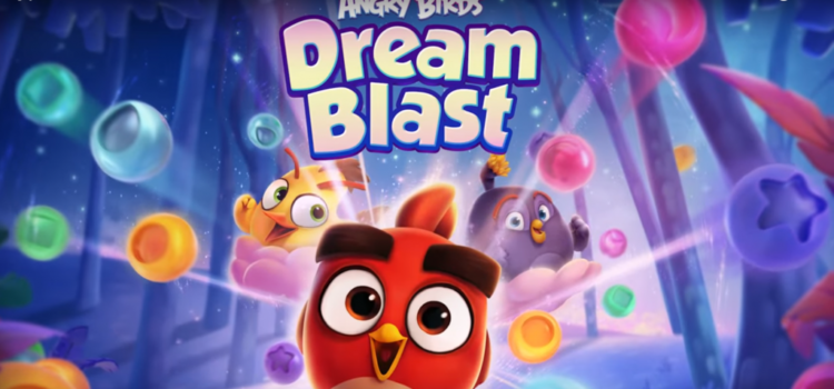 Dream Blast From Rovio Angry Birds Review