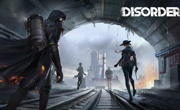 Disorder Game